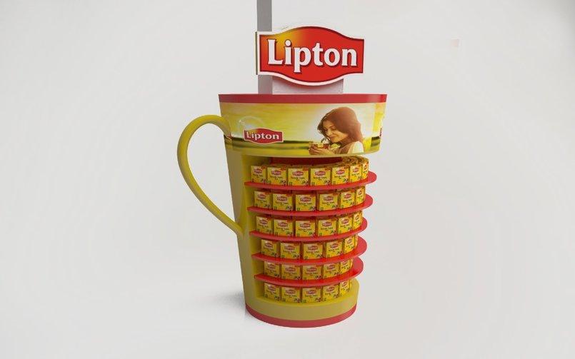 Lipton Stands