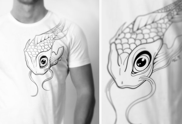 T-shirt Illustrations