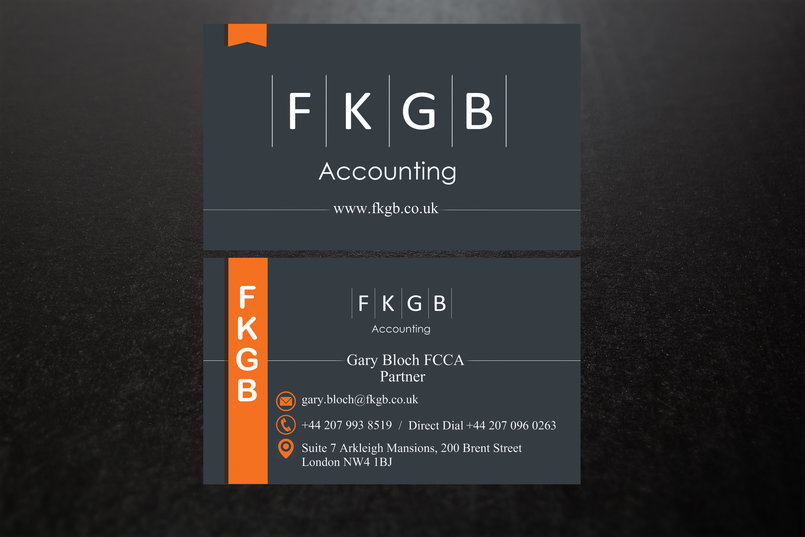 FKGB Business card