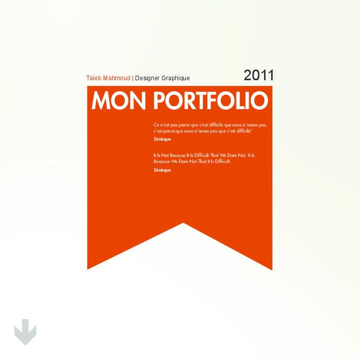 My Portfolio Since 2007 Untill 2011