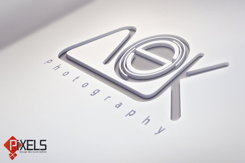 logo design for ask photography