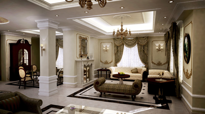 Classic Style room_01