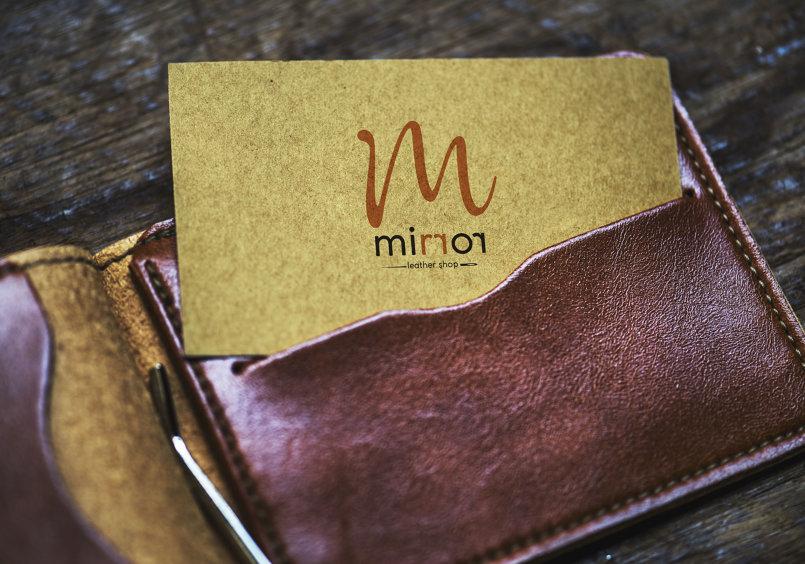 Mirror   Business Card
