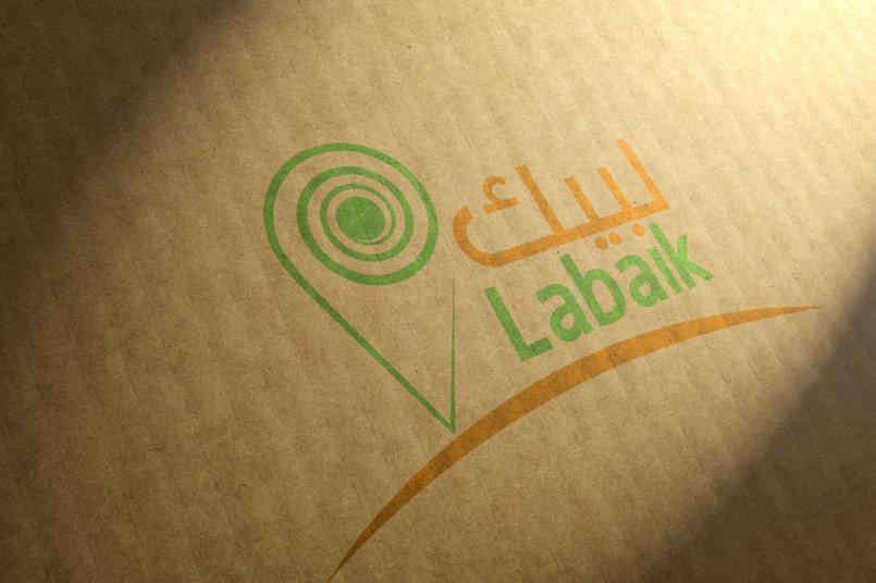 Labaik Logo