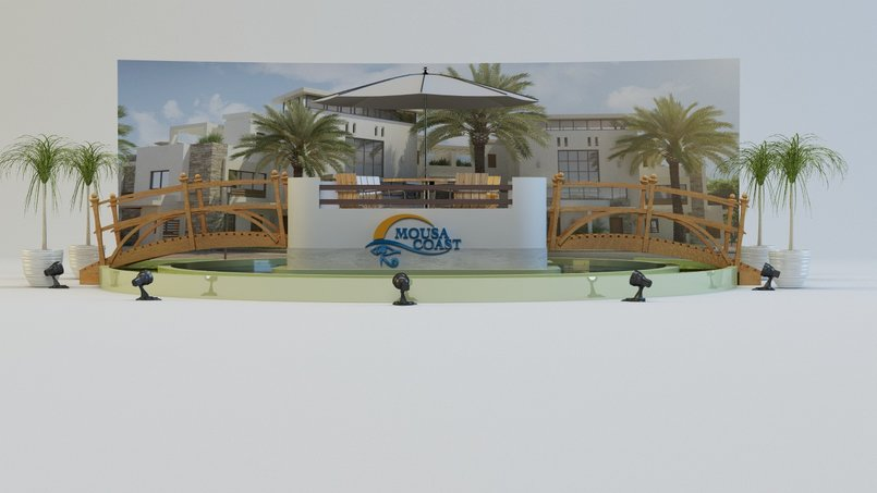 Mousa Coast booth