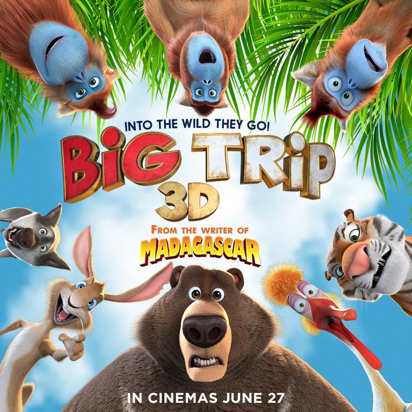Big Trip 3D