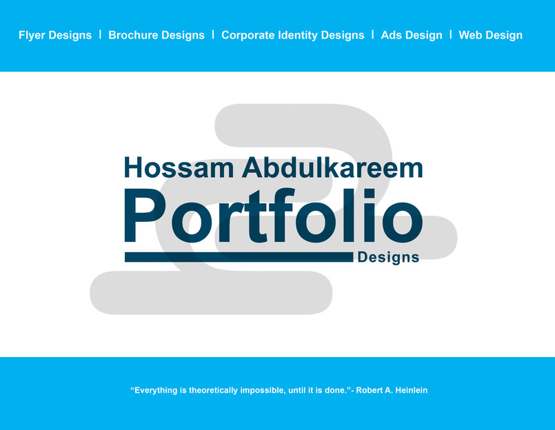 This is my portfolio.