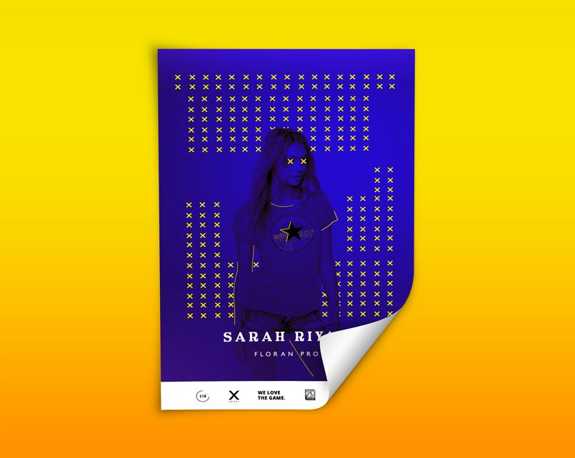 """SARAH RIYAN """"louran proud"""""""