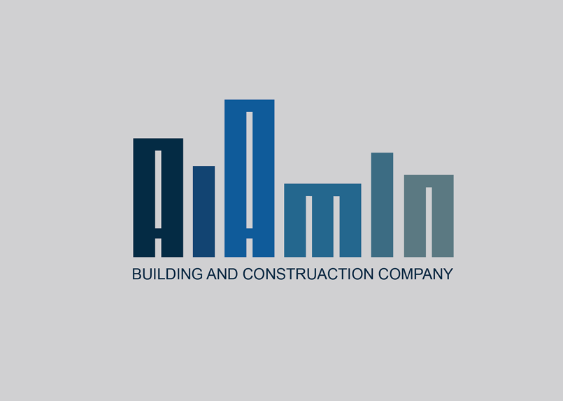 Building and Construction Company, Logo, Branding
