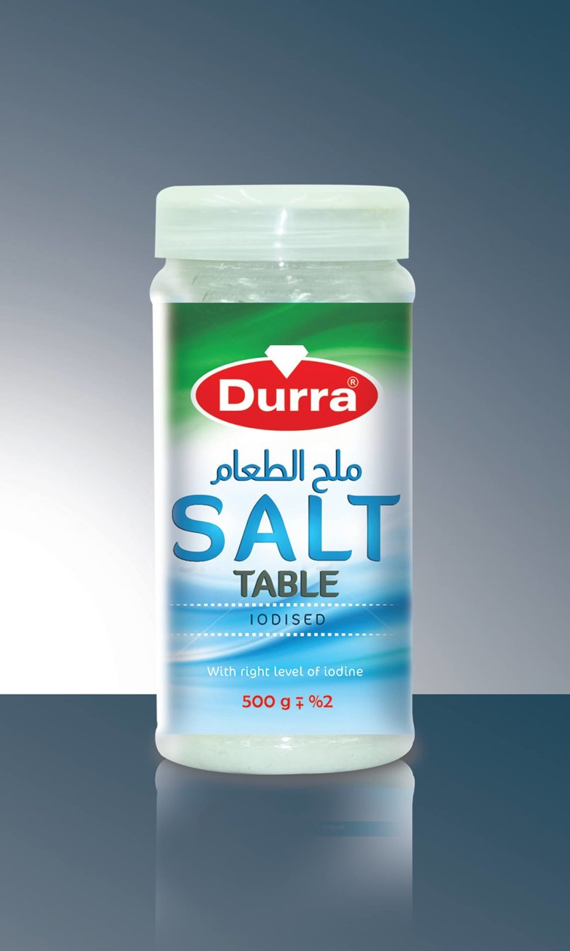 salt  (label design)
