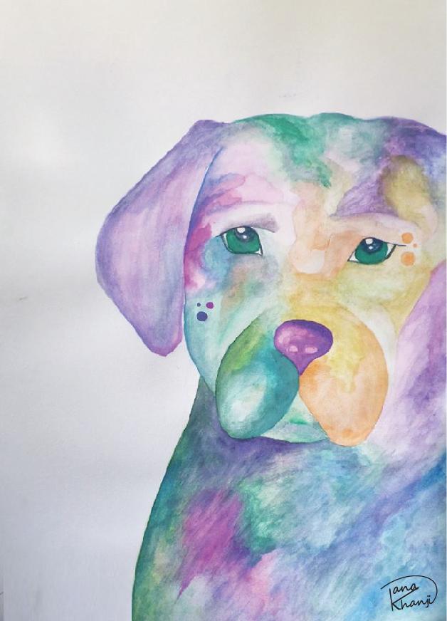 2 - watercolor