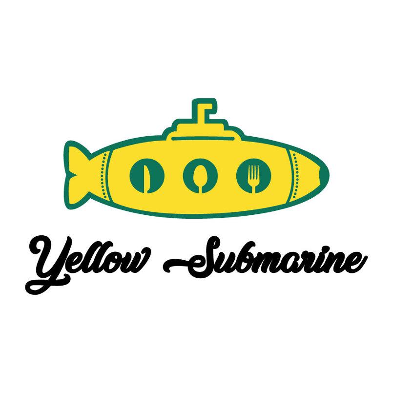شعار الغواصة الصفراء
