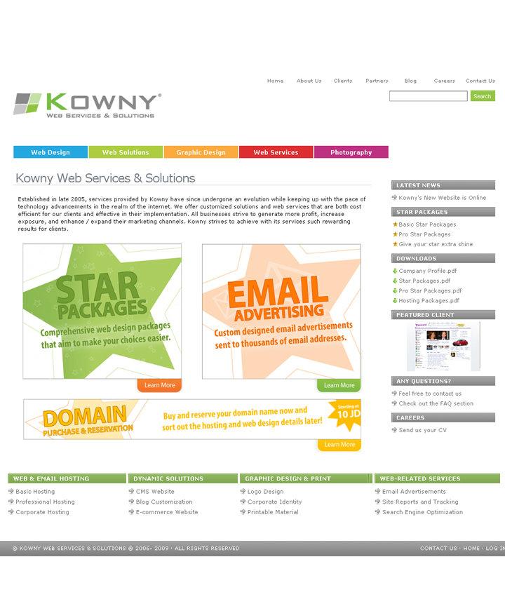 Web Des / Dev