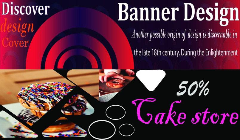 poster social media and banner design