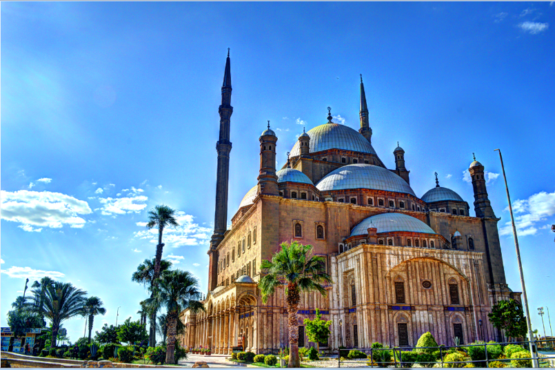 The Egyptian Islamic architecture