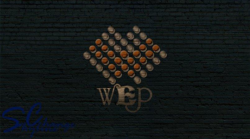 شعار وبزنس كارد وكالة اعلامية