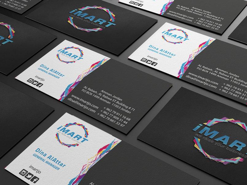 IMart Advertising Branding