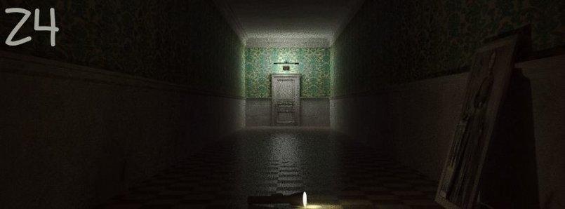 3D Modeling Horror game design