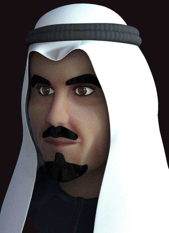 Sheikh Jaber III Ahmad Al-Jaber Al-Sabah