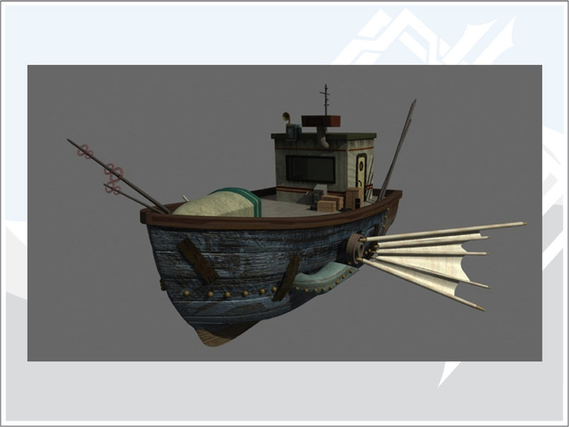 Fishing Boat-2