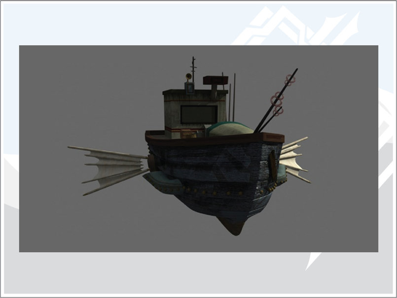 Fishing Boat-1