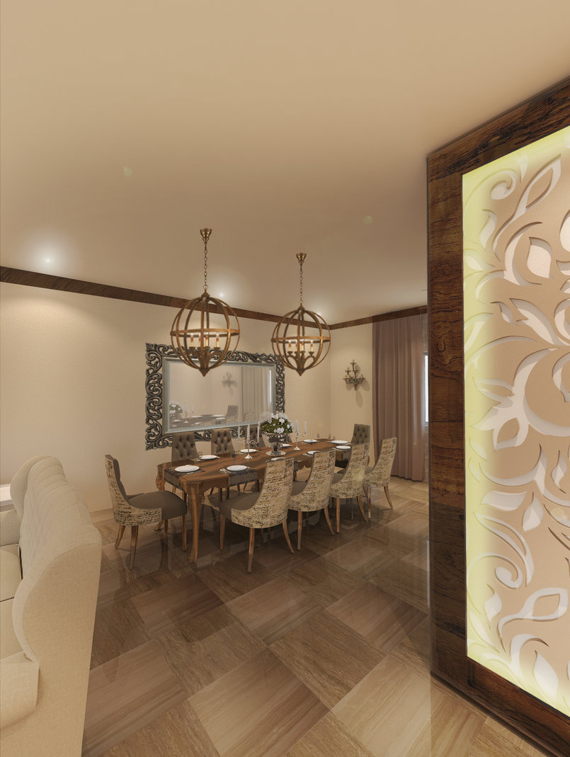 Ground floor >Dining room<