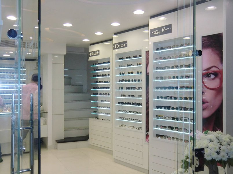 EL-MAGHRABY OPTICS STORE
