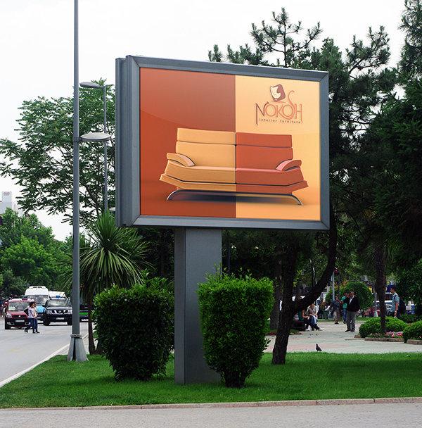 Nokosh Furniture Identity