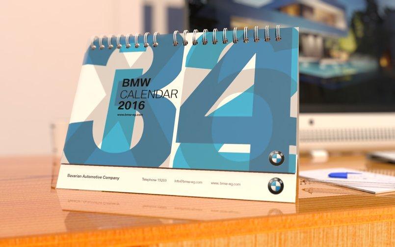 BMW CALENDER