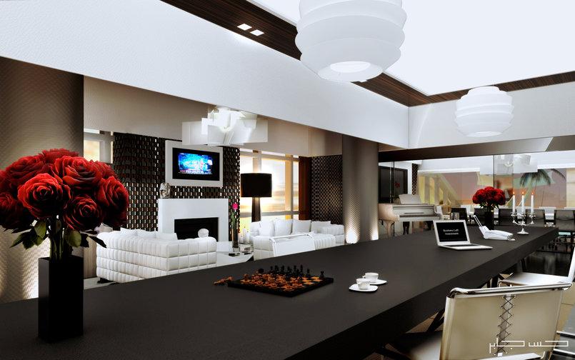Luxurious Loft Office B