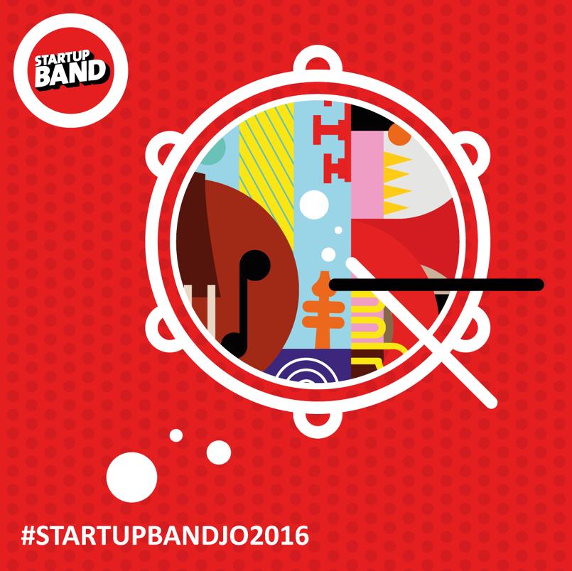 Startup Band Branding