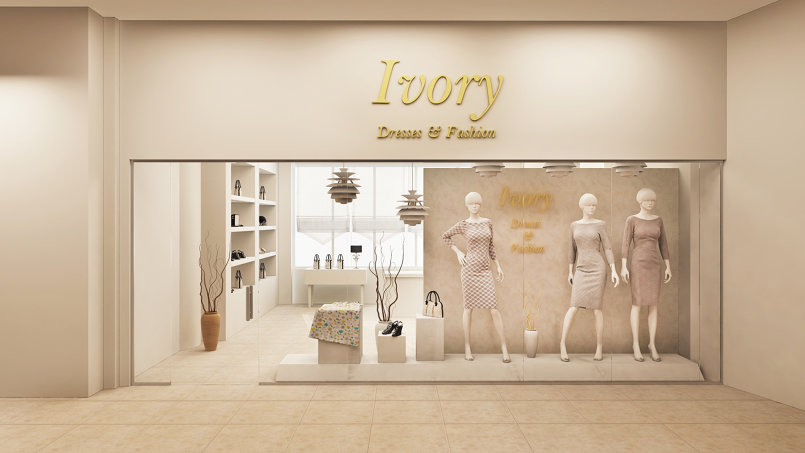 Ivory - Dresses and Fashion