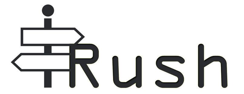 IRUSH COMPANY LOGO DESIGN