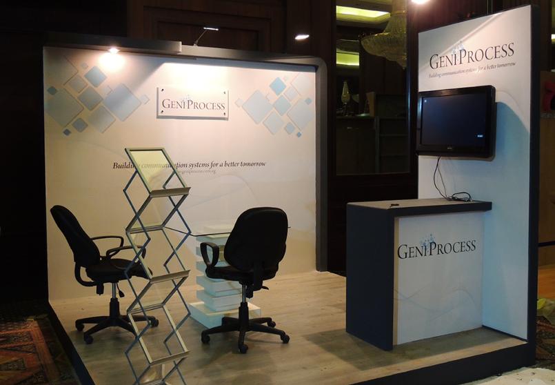 GENIPROCESS Branding