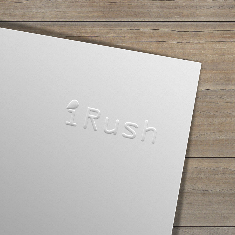 IRUSH COMPANY LOGO DESIGN