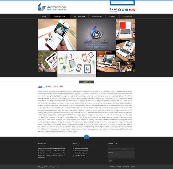 UX-UI, Websites, Responsive Design