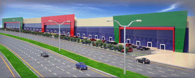 تصميم مول تجاري فى الرياض (2)