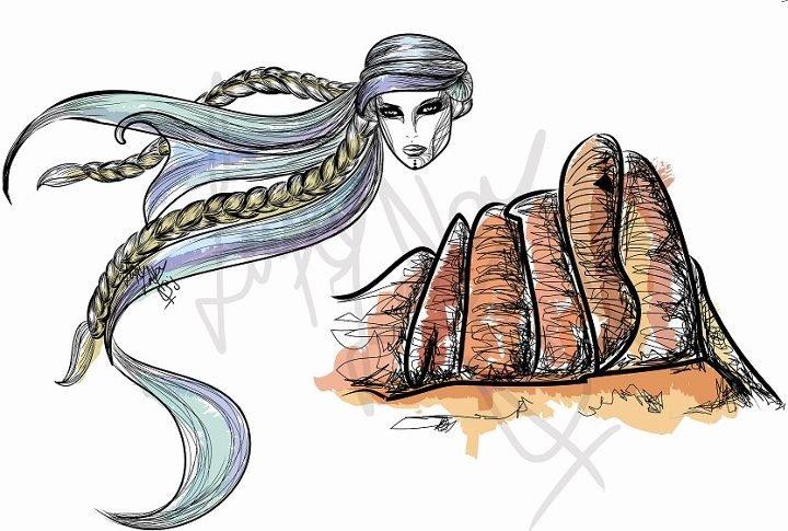 Bedouin - vector