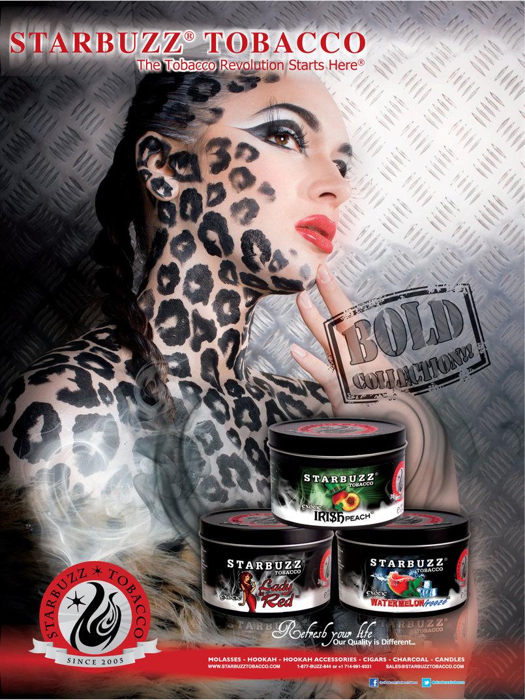 StarBuzz Tobacco Bold Poster