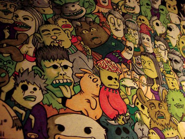 Saturday Night Zombies