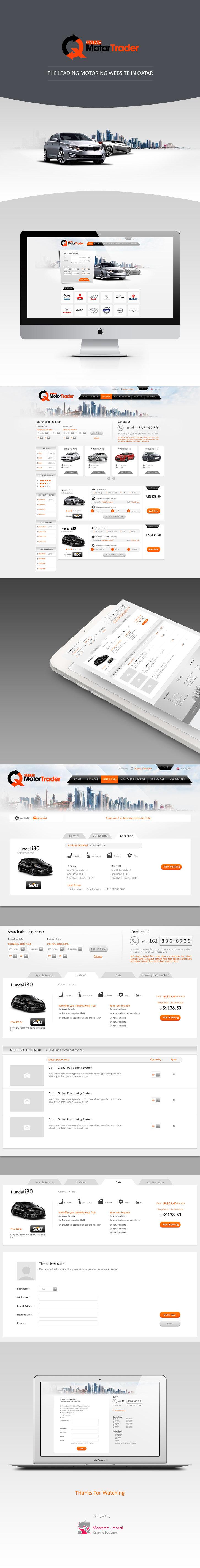 Qatar Motor Trader