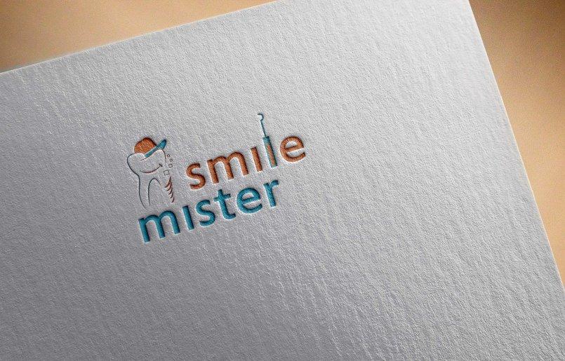 شعار مستر سمايل mister smile