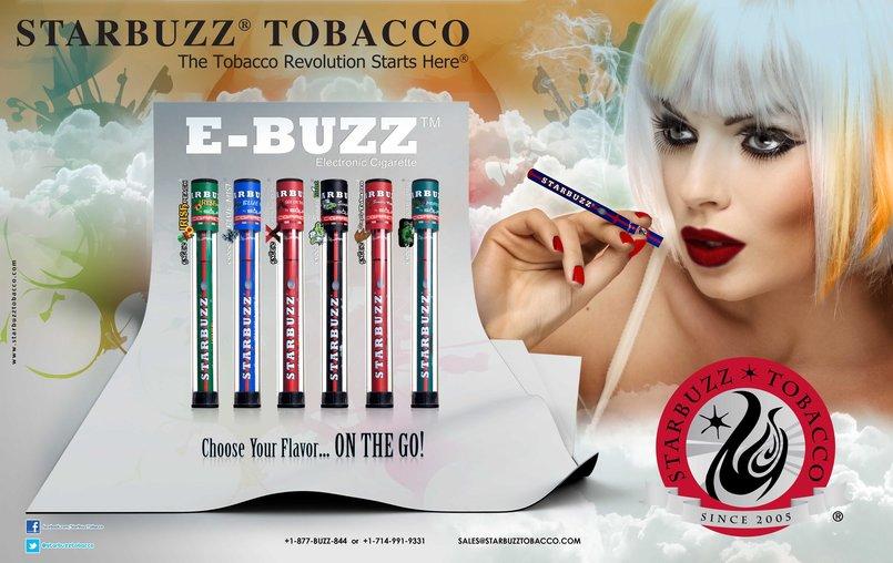 StarBuzz E-uzz Poster