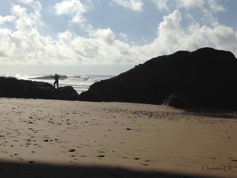 شاطئ الجزيرة