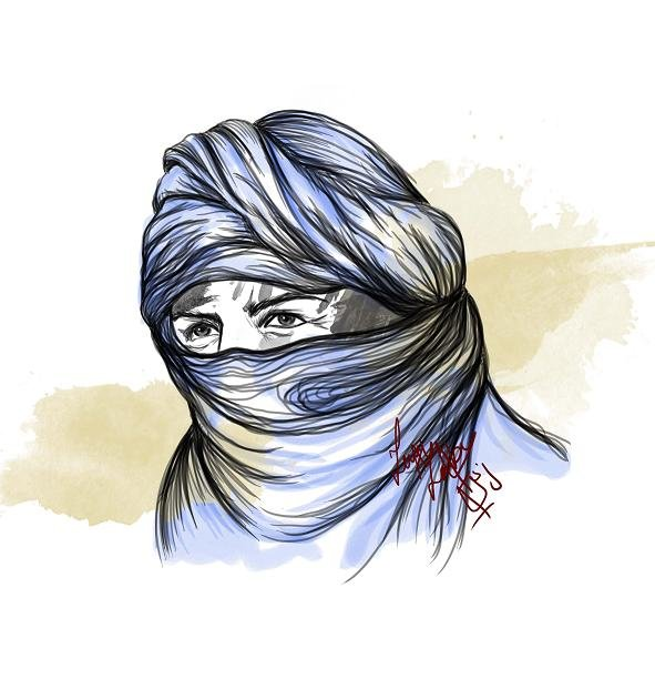 Tuareg - digital