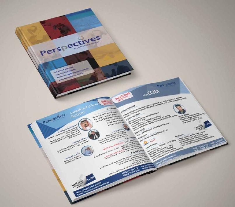 Perspectives Education and Training Booklet
