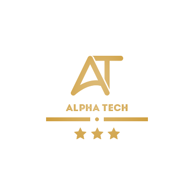Alpha Tech - LOGO + COVER -