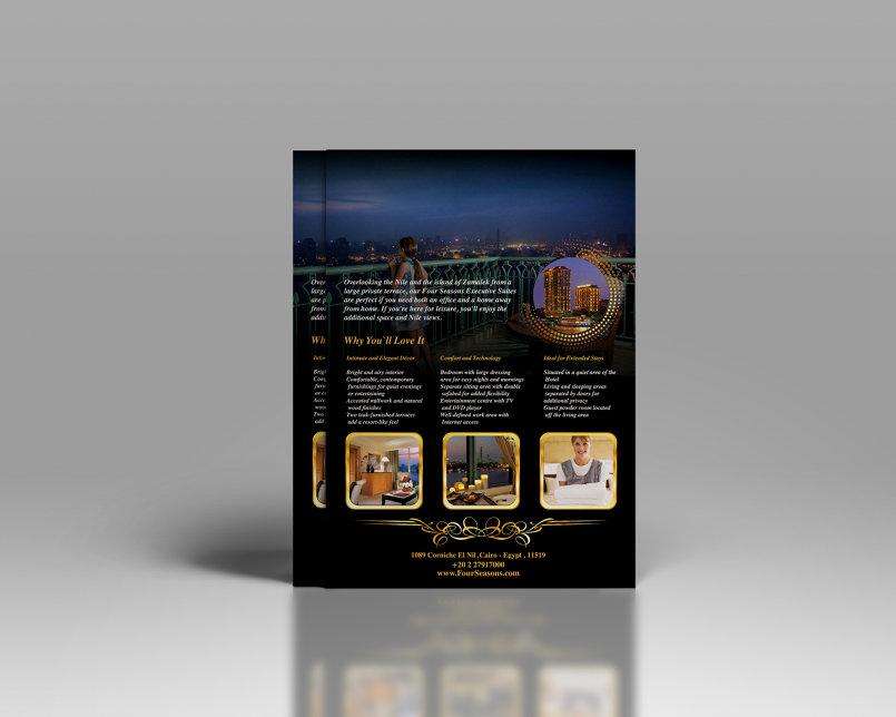 Four Seasosn Flyer & Brochure