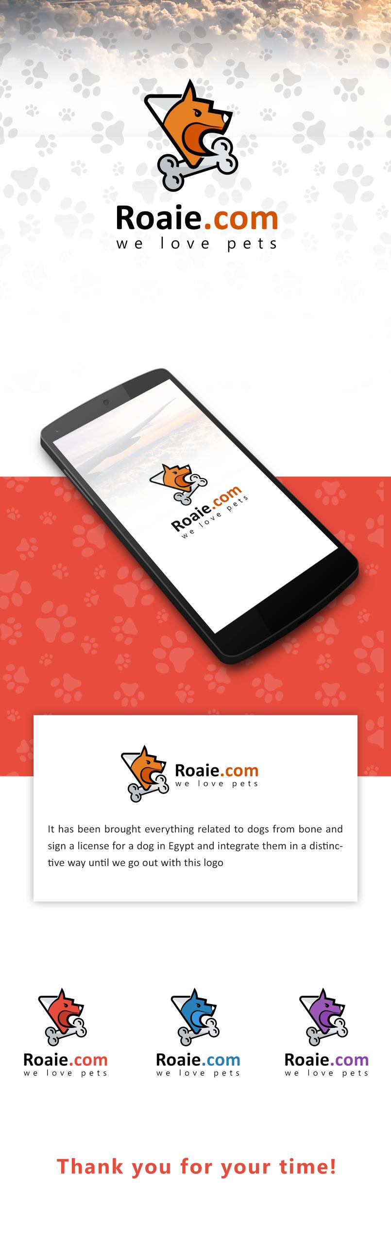 Roaie logo