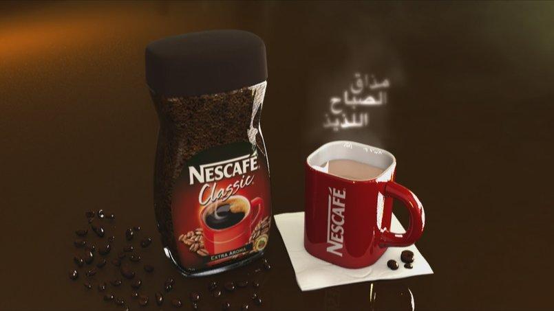 Nescafe tv commercial